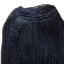 Silky Straight - Super Thin Hand-Tied Weft
