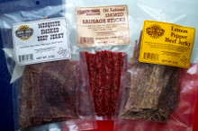 Beef Jerky Variety Pack