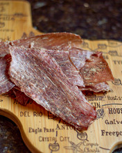 Cinnamon Seasoned Smoked Beef Jerky