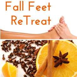 "Fall Feet Re""Treat"" - Autumn Special"