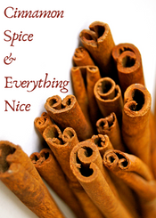 Cinnamon Spice and Everything Nice - Autumn Special