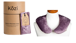 Product: Kozi - Soothing Neck Wrap, Amethyst