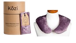 Product: Kozi - Soothing Neck Wrap, Amethyst
