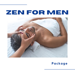 Package: Father's Day 2021 - Zen for Men Gift Certificate