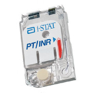 Coagulation Control i-STAT INR Prothrombin Time Test / International Normalized Ratio (PT / INR) Level 1 10 Vials 06P17-13 Each/1