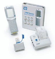 Handheld Blood Analyzer, Customer Kit i-STAT System CLIA Moderate Complexity 04J4850 Each/1