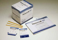 Patient Sample Collection and Screening Kit Hemoccult ICT 3-Day Immunochemical Colorectal Cancer Screen Fecal Occult Blood Test (FIT or iFOBT) Stool Sample CLIA Waived 40 Patient Kits 395066A Box/40