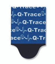 ECG Snap Electrode Q-Trace® Resting Radiolucent 100 per Pack 31433538 Box/10