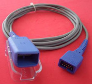 Sensor Extension Cable 8 Foot SPO2 Oxygen Sensor DEC8 Each/1
