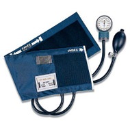 Aneroid Sphygmomanometer Omron Pocket Style Hand Held 2 Tube Adult Arm 11-200 Each/1