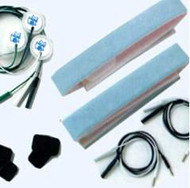 EKG Electrode KittyCat Monitoring 3 per Pack EP00777 Case/300