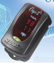 Finger Pulse Oximeter Onyx 9560 Series Battery Operated 6343-002 Each/1