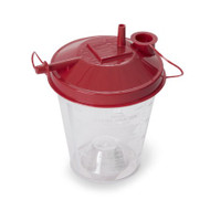 Suction Canister Hydrophobic 800 mL Pour Lid 424410 Each/1
