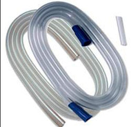 Connector Tubing Argyle 6 Foot Length 3/16 Inch ID NonSterile Female / Male Connector 42050 Each/1