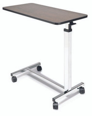 Overbed Table Lumex Everyday Non-Tilt Adjustment Handle 28 to 44 Inch GF8902 Each/1 - 53095000