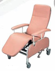 Recliner Preferred Care Rosewood Directional Wheel Lock On Right Rear Caster FR565TG863 Each/1