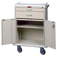 Treatment Cart Steel 22 X 32 X 41.5 Inch 2-Drawer / 1-Shelf 6200 Each/1