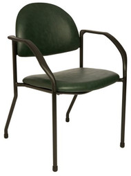 Side Chair Specify Color When Ordering Fixed Armrests Vinyl 1200-SP Each/1