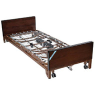 Electric Bed Delta Ultra Light 1000 Low 88 Inch Spring Deck 15235 Case/1