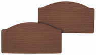 Headboard / Footboard Liberty Bed Center Crown Windsor Mahogany AB29600CCR Pair/1 - 94325000