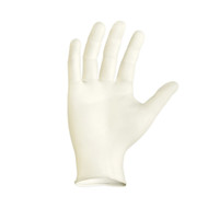 Exam Glove Best Touch NonSterile White Powder Free Latex Ambidextrous Fully Textured Not Chemo Approved Large BTLA104 Box/100