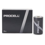 Duracell ProCell Alkaline Battery D Cell 1.5V Disposable 12 Pack PC1300 Box/12