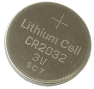 Lithium Battery 2032 Cell 3V Disposable 1 Pack CR2032 Each/1