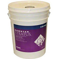 Floor Finish Gemstar Stratus Liquid 5 gal. Ready to Use 61189963 Each/1