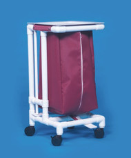 Single Hamper with Bag Classic 4 Casters 39 gal. LH-21-ZF MESH Each/1 - 21077809