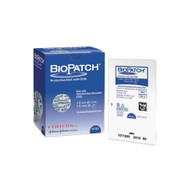 IV Dressing Biopatch 3/4 Inch Disk (1.9 cm) w/1.5 mm Round 4151 Box/10