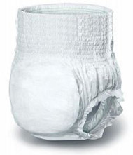 Adult Absorbent Underwear Protection Plus Super Pull On 2X-Large Disposable Heavy Absorbency MSC33700 Case/48