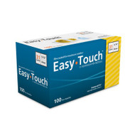 Insulin Pen Needle EasyTouch Without Safety 31 Gauge 5/16 Inch 831061 Box/100