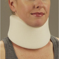 Cervical Collar DeRoyal Medium Density Large 4 Inch Height 4 Inch Circumference 1030401 Each/1