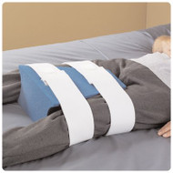 Hip Abduction Pillow Rolyan One Size Fits Most Hook and Loop Strap Closure A5131 Each/1