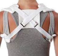 Clavicle Splint Figure 8 Medium Buckle Closure 205005 Each/1 - 20503009