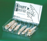 Finger Splint Alimed Beige 53300/NA/NA/BEIGE Each/1