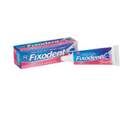 Denture Adhesive Fixodent Original 0.75 oz. Cream 00076660300378 Each/1