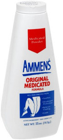 Body Powder Ammens 11 oz. Original Scent 1828045 Each/1