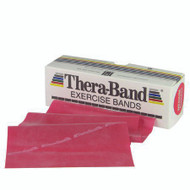 Exercise Band Thera-Band Red 6 Yard Light Resistance 101001 Each/1 - 10017709