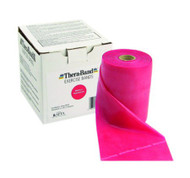 Exercise Band Thera-Band Red 50 Yard Light Resistance 101007 Each/1