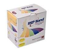 Exercise Band REP Band Peach 50 Yard Level 1 Resistance 101089 Each/1