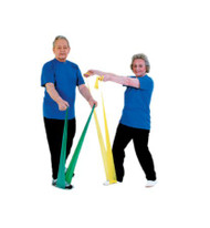 Exercise Band Thera-Band Blue 25 Yard Heavy Resistance 101239 Each/1