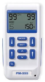 Electrical Muscle Stimulator (EMS) PM-555 2-Channel PM555 Each/1