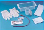Catheter Insertion Tray Rusch Intermittent Without Catheter Without Balloon Without Catheter 76000 Box/100
