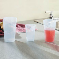 ADL Nosey Cup 8 oz. Transparent Polypropylene Reusable 1145 Each/1