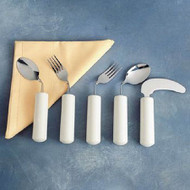 Fork Queens Right Hand / Angled Stainless Steel AA5511RA Each/1