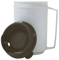 Drinking Mug 12 oz. Granite Plastic Reusable 60-1080 Each/1