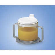 Drinking Mug Ableware 8 oz. Clear Plastic Reusable 745960000 Each/1
