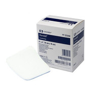 Foam Dressing Kendall 4 X 4 Inch Square Non-Adhesive without Border Sterile 55544 Each/1