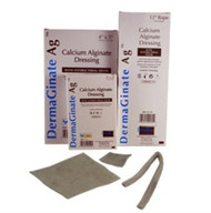Calcium Alginate Dressing with Silver DermaGinate/ Ag 2 X 2 Inch Square Sterile 00520E Box/10